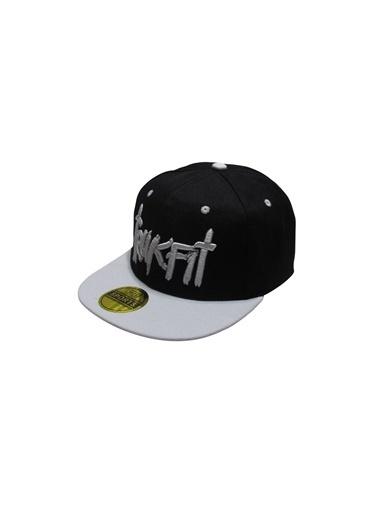 Laslusa Hip Hop Snapback Şapka Siyah
